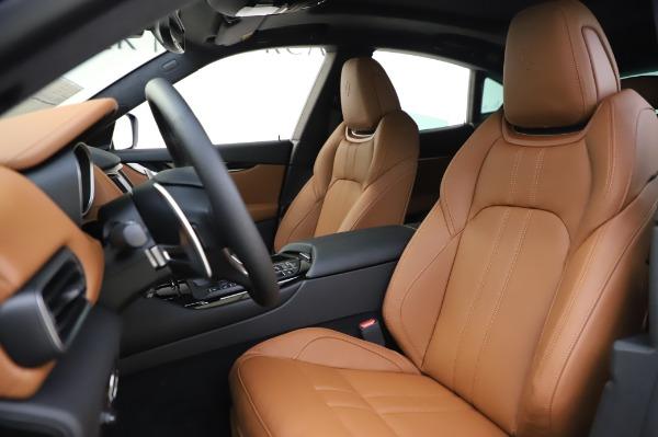 New 2020 Maserati Levante Q4 GranSport for sale $86,685 at Bugatti of Greenwich in Greenwich CT 06830 15