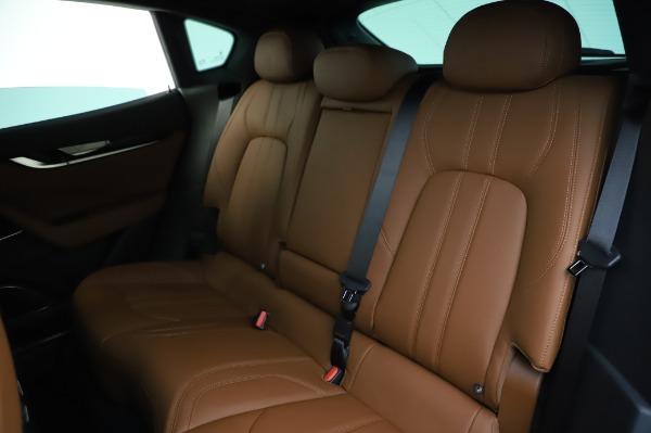 New 2020 Maserati Levante Q4 GranSport for sale $86,685 at Bugatti of Greenwich in Greenwich CT 06830 18