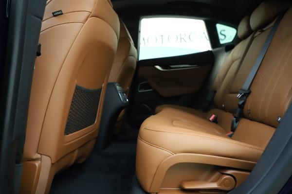 New 2020 Maserati Levante Q4 GranSport for sale $86,685 at Bugatti of Greenwich in Greenwich CT 06830 19