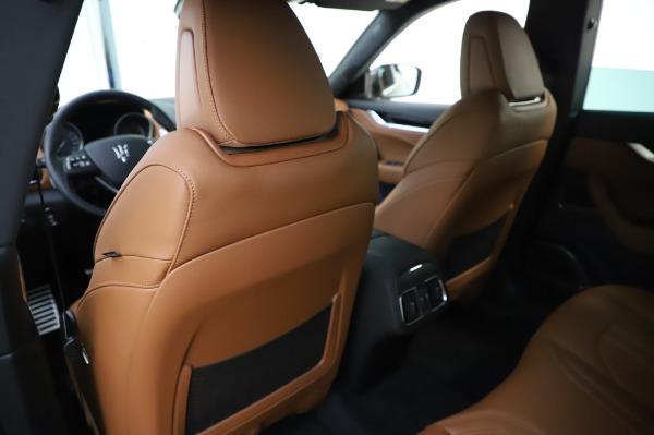 New 2020 Maserati Levante Q4 GranSport for sale $86,685 at Bugatti of Greenwich in Greenwich CT 06830 20