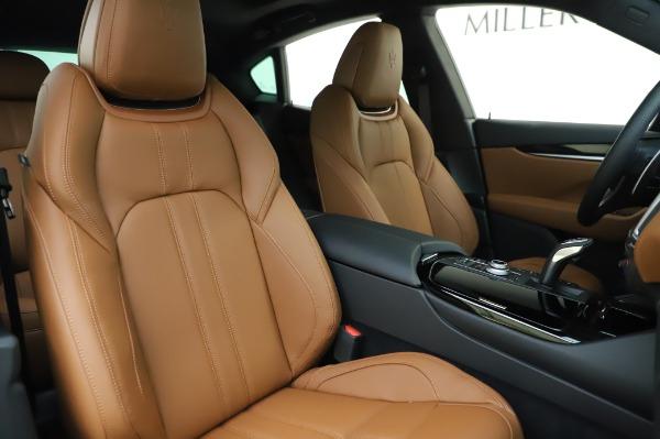 New 2020 Maserati Levante Q4 GranSport for sale $86,685 at Bugatti of Greenwich in Greenwich CT 06830 22