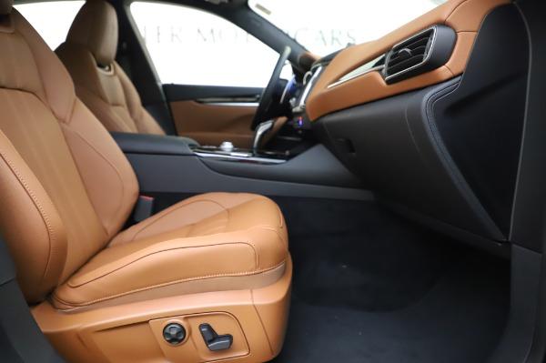 New 2020 Maserati Levante Q4 GranSport for sale $86,685 at Bugatti of Greenwich in Greenwich CT 06830 23