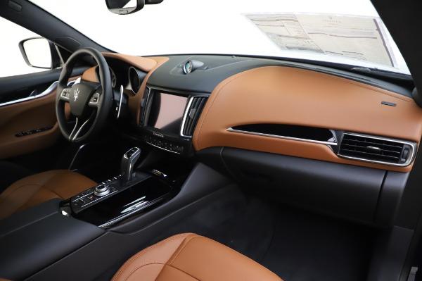 New 2020 Maserati Levante Q4 GranSport for sale $86,685 at Bugatti of Greenwich in Greenwich CT 06830 24