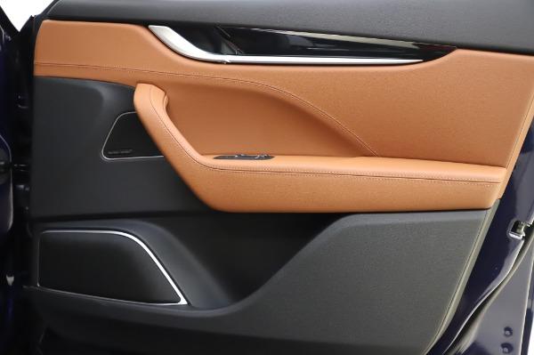 New 2020 Maserati Levante Q4 GranSport for sale $86,685 at Bugatti of Greenwich in Greenwich CT 06830 25