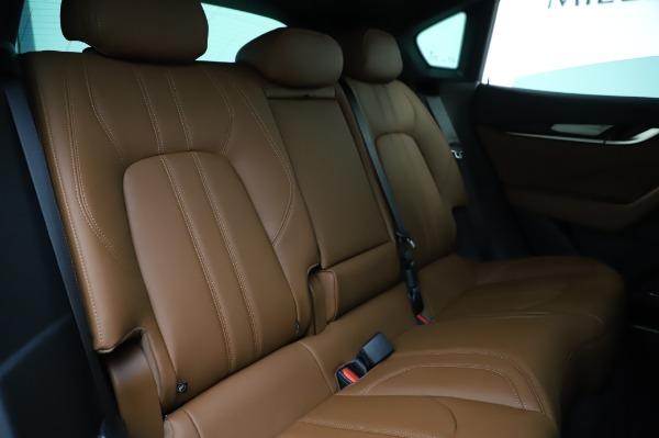 New 2020 Maserati Levante Q4 GranSport for sale $86,685 at Bugatti of Greenwich in Greenwich CT 06830 26