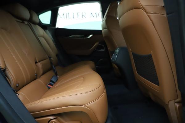 New 2020 Maserati Levante Q4 GranSport for sale $86,685 at Bugatti of Greenwich in Greenwich CT 06830 27