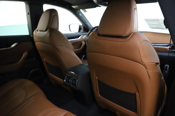 New 2020 Maserati Levante Q4 GranSport for sale $86,685 at Bugatti of Greenwich in Greenwich CT 06830 28