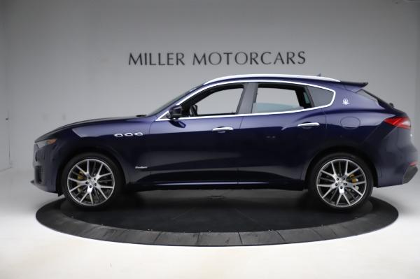 New 2020 Maserati Levante Q4 GranSport for sale $86,685 at Bugatti of Greenwich in Greenwich CT 06830 3