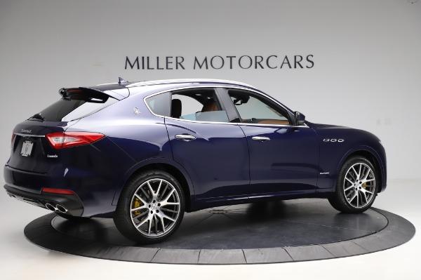 New 2020 Maserati Levante Q4 GranSport for sale $86,685 at Bugatti of Greenwich in Greenwich CT 06830 8
