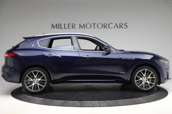 New 2020 Maserati Levante Q4 GranSport for sale $86,685 at Bugatti of Greenwich in Greenwich CT 06830 9