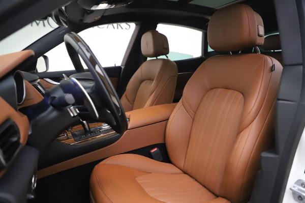 New 2020 Maserati Levante Q4 GranLusso for sale $87,449 at Bugatti of Greenwich in Greenwich CT 06830 14