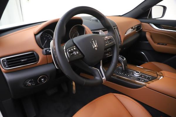 New 2020 Maserati Levante Q4 GranLusso for sale $87,449 at Bugatti of Greenwich in Greenwich CT 06830 16