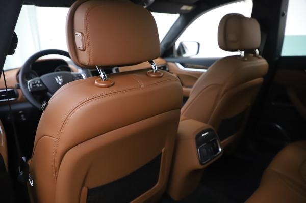 New 2020 Maserati Levante Q4 GranLusso for sale $87,449 at Bugatti of Greenwich in Greenwich CT 06830 21