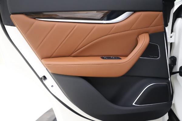 New 2020 Maserati Levante Q4 GranLusso for sale $87,449 at Bugatti of Greenwich in Greenwich CT 06830 22
