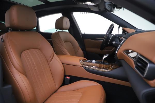 New 2020 Maserati Levante Q4 GranLusso for sale $87,449 at Bugatti of Greenwich in Greenwich CT 06830 23