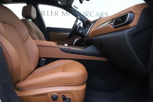 New 2020 Maserati Levante Q4 GranLusso for sale $87,449 at Bugatti of Greenwich in Greenwich CT 06830 24