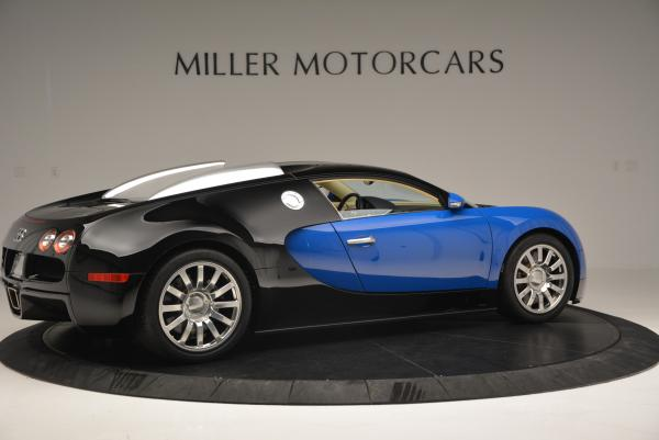 Used 2006 Bugatti Veyron 16.4 for sale Sold at Bugatti of Greenwich in Greenwich CT 06830 13