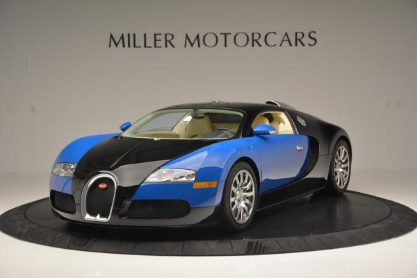 Used 2006 Bugatti Veyron 16.4 for sale Sold at Bugatti of Greenwich in Greenwich CT 06830 2