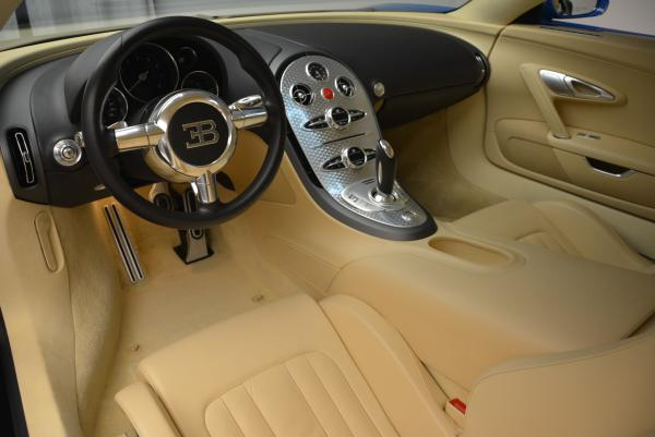 Used 2006 Bugatti Veyron 16.4 for sale Sold at Bugatti of Greenwich in Greenwich CT 06830 20