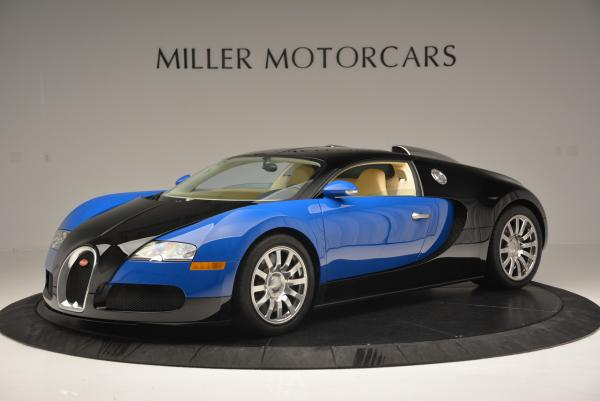 Used 2006 Bugatti Veyron 16.4 for sale Sold at Bugatti of Greenwich in Greenwich CT 06830 3