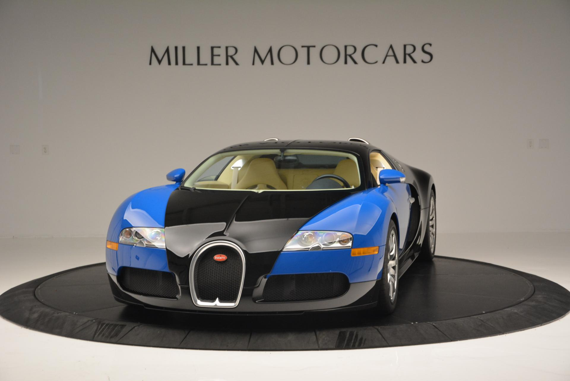 Used 2006 Bugatti Veyron 16.4 for sale Sold at Bugatti of Greenwich in Greenwich CT 06830 1