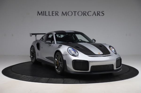 Used 2019 Porsche 911 GT2 RS for sale $316,900 at Bugatti of Greenwich in Greenwich CT 06830 10