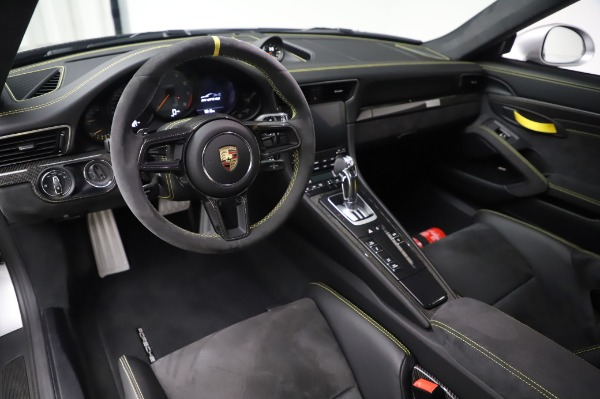Used 2019 Porsche 911 GT2 RS for sale $316,900 at Bugatti of Greenwich in Greenwich CT 06830 13