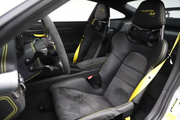 Used 2019 Porsche 911 GT2 RS for sale $316,900 at Bugatti of Greenwich in Greenwich CT 06830 15