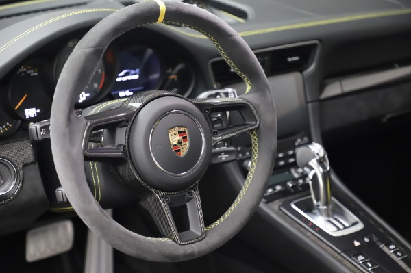Used 2019 Porsche 911 GT2 RS for sale $316,900 at Bugatti of Greenwich in Greenwich CT 06830 16