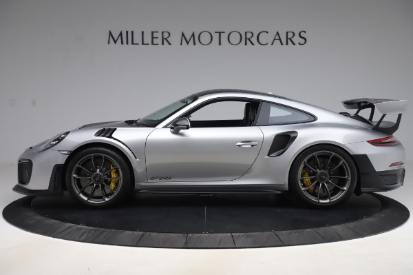 Used 2019 Porsche 911 GT2 RS for sale $316,900 at Bugatti of Greenwich in Greenwich CT 06830 2