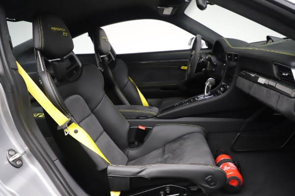 Used 2019 Porsche 911 GT2 RS for sale $316,900 at Bugatti of Greenwich in Greenwich CT 06830 21