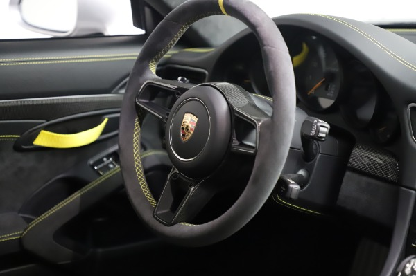 Used 2019 Porsche 911 GT2 RS for sale $316,900 at Bugatti of Greenwich in Greenwich CT 06830 26