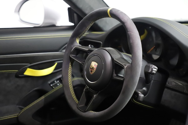 Used 2019 Porsche 911 GT2 RS for sale $316,900 at Bugatti of Greenwich in Greenwich CT 06830 27