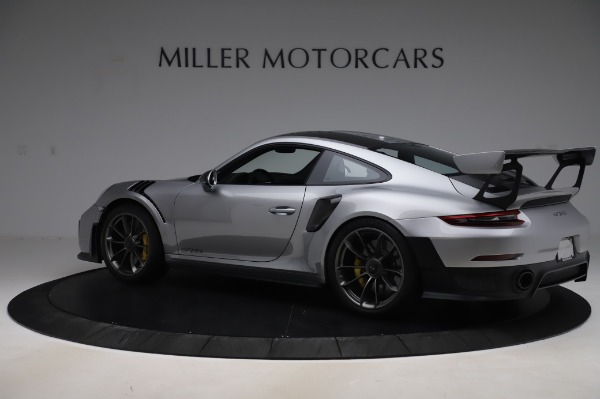 Used 2019 Porsche 911 GT2 RS for sale $316,900 at Bugatti of Greenwich in Greenwich CT 06830 3