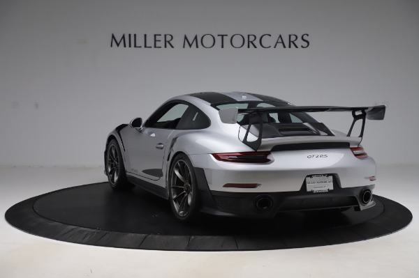 Used 2019 Porsche 911 GT2 RS for sale $316,900 at Bugatti of Greenwich in Greenwich CT 06830 4