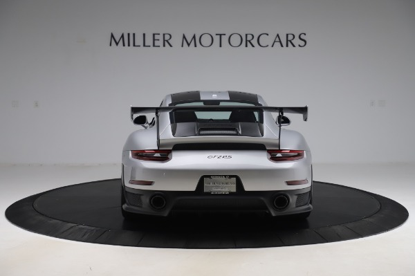 Used 2019 Porsche 911 GT2 RS for sale $316,900 at Bugatti of Greenwich in Greenwich CT 06830 5