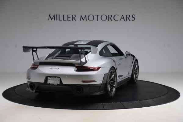 Used 2019 Porsche 911 GT2 RS for sale $316,900 at Bugatti of Greenwich in Greenwich CT 06830 6