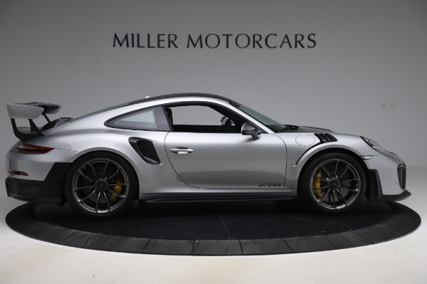 Used 2019 Porsche 911 GT2 RS for sale $316,900 at Bugatti of Greenwich in Greenwich CT 06830 8