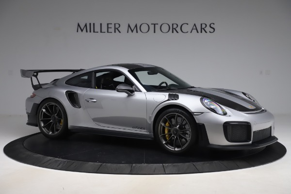 Used 2019 Porsche 911 GT2 RS for sale $316,900 at Bugatti of Greenwich in Greenwich CT 06830 9