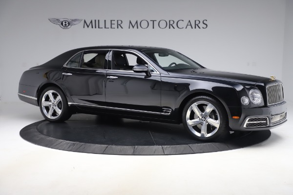 Used 2018 Bentley Mulsanne Speed for sale $239,900 at Bugatti of Greenwich in Greenwich CT 06830 10