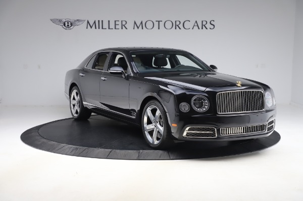 Used 2018 Bentley Mulsanne Speed for sale $239,900 at Bugatti of Greenwich in Greenwich CT 06830 11