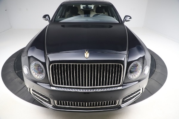 Used 2018 Bentley Mulsanne Speed for sale $239,900 at Bugatti of Greenwich in Greenwich CT 06830 13