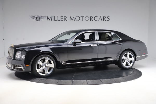Used 2018 Bentley Mulsanne Speed for sale $239,900 at Bugatti of Greenwich in Greenwich CT 06830 2