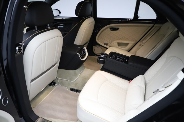 Used 2018 Bentley Mulsanne Speed for sale $239,900 at Bugatti of Greenwich in Greenwich CT 06830 26