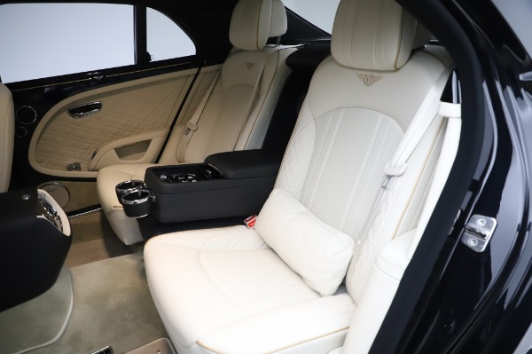 Used 2018 Bentley Mulsanne Speed for sale $239,900 at Bugatti of Greenwich in Greenwich CT 06830 27