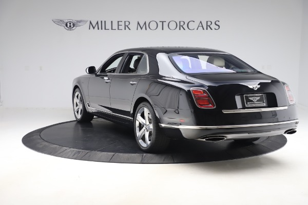 Used 2018 Bentley Mulsanne Speed for sale $239,900 at Bugatti of Greenwich in Greenwich CT 06830 5