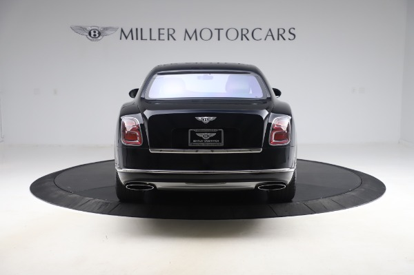 Used 2018 Bentley Mulsanne Speed for sale $239,900 at Bugatti of Greenwich in Greenwich CT 06830 6