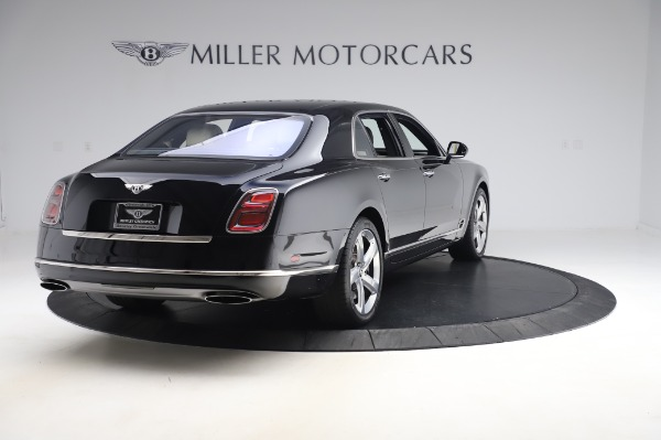 Used 2018 Bentley Mulsanne Speed for sale $239,900 at Bugatti of Greenwich in Greenwich CT 06830 7