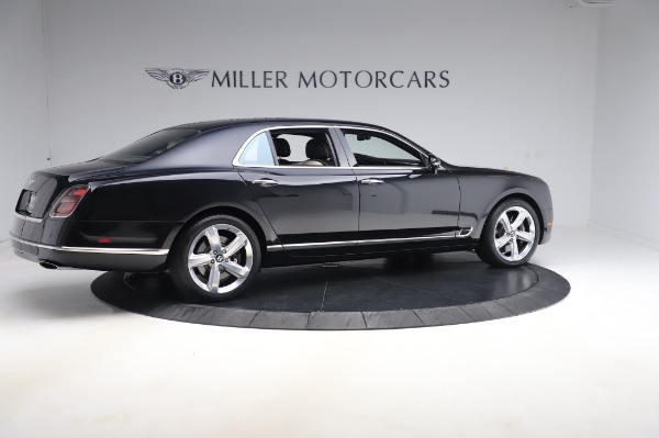Used 2018 Bentley Mulsanne Speed for sale $239,900 at Bugatti of Greenwich in Greenwich CT 06830 8