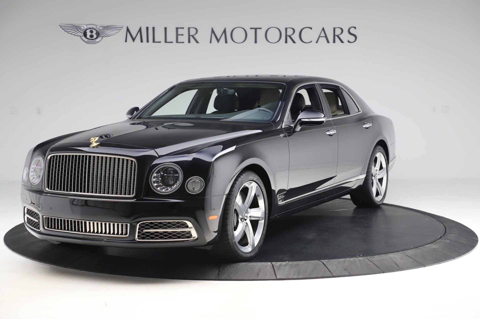 Used 2018 Bentley Mulsanne Speed for sale $239,900 at Bugatti of Greenwich in Greenwich CT 06830 1